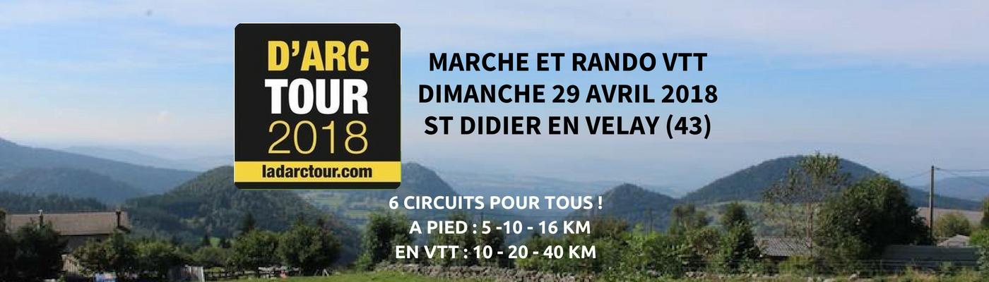 D'ARC TOUR 2018