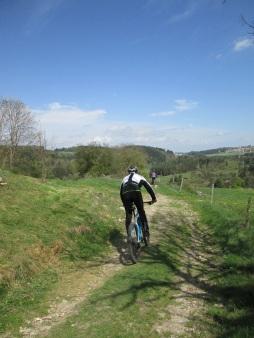 Parcours 20 km VTT