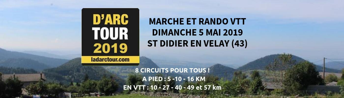 D'ARC TOUR 2019