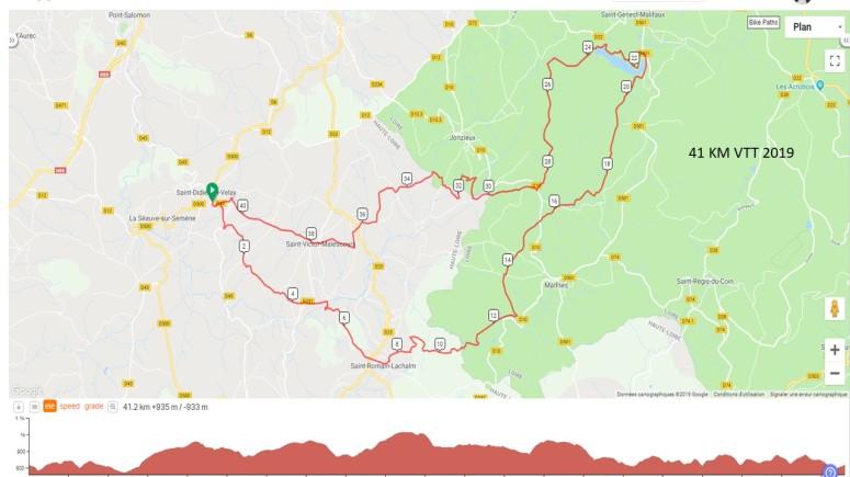 41 km VTT 2019