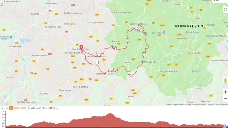 49 km VTT 2019