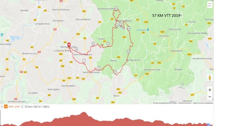 57 km VTT 2019